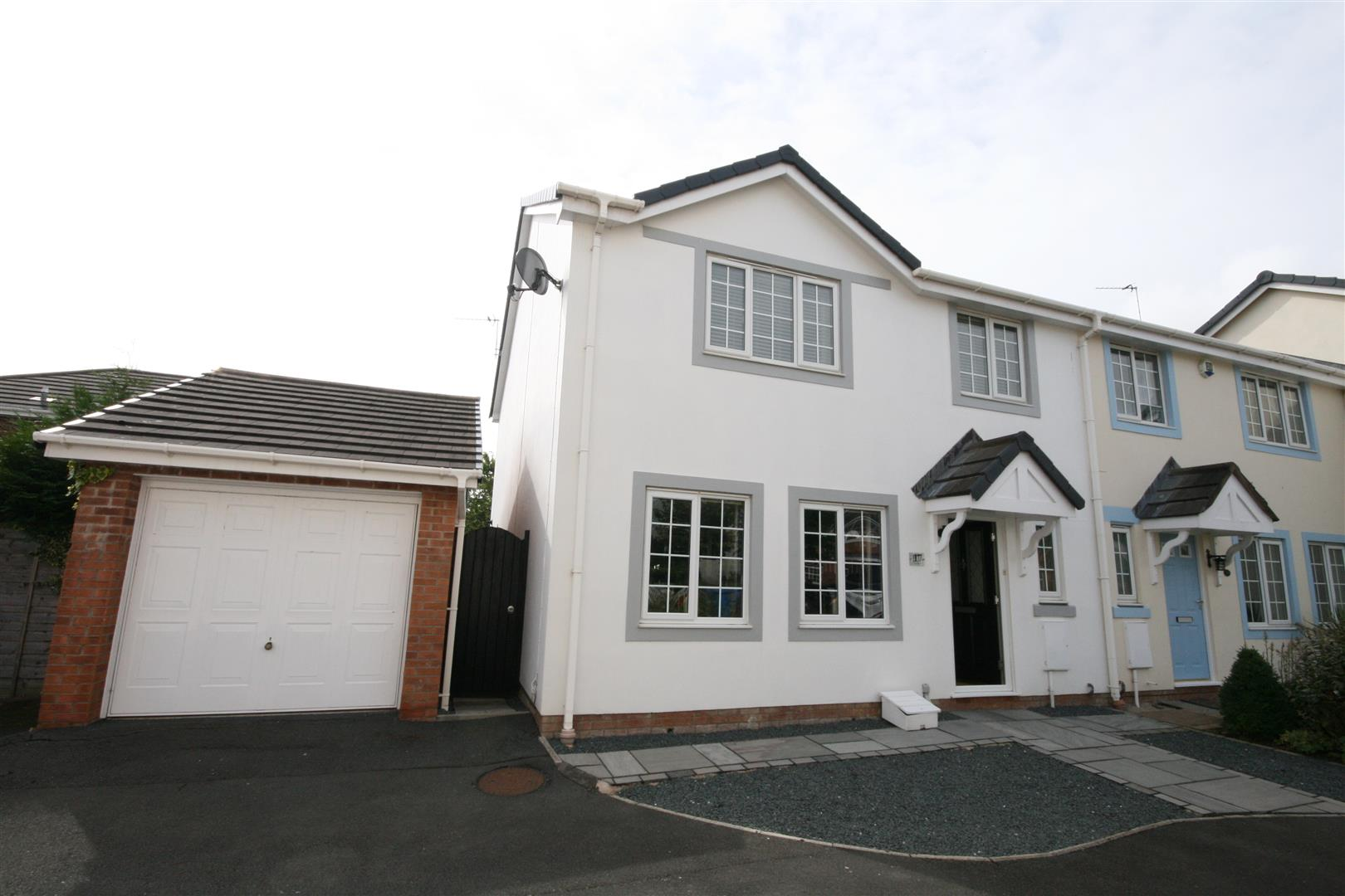 3 Bedrooms Mews House for sale in Hermitage Way, Lytham St. Annes